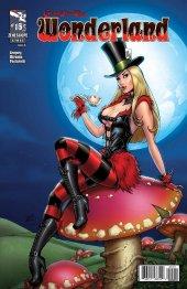 Grimm Fairy Tales Presents Wonderland #15 Original Cover