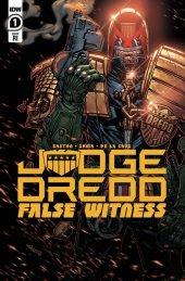 Judge Dredd: False Witness #1 1:10 Incentive Varaint
