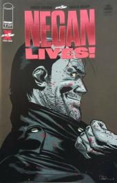 Negan Lives #1 Red Foil Variant, Ltd 500