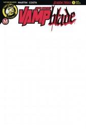 Vampblade: Season 3 #1 Cover I Blank Sketch Variant