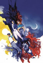 Hidden Society #2 Cover B Tocchini