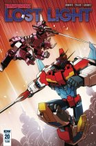 Transformers: Lost Light #20 Cover B Lawrence