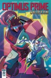 Optimus Prime #22 Cover B