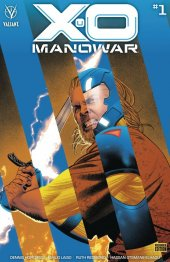 X-O Manowar #1 Cover D Pre-order Bundle Cover