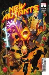 New Mutants #1 Original Cover