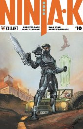 Comic Review for week of August 15th, 2018