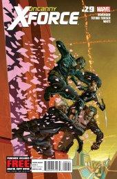 Uncanny X-Force #29