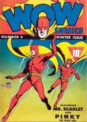 Wow Comics #4