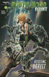 Robyn Hood: Vigilante #4 Original Cover