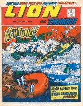 Lion #January 5th, 1974
