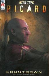 Star Trek: Picard - Countdown #2 2nd Printing