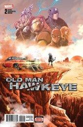 Old Man Hawkeye #2