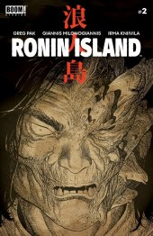 Ronin Island #2 Preorder Young Cover