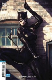 Catwoman #1 Variant Edition