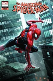 The Amazing Spider-Man #1 Clayton Crain ComicXposure Variant A