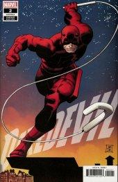 Daredevil #2 1:50 John Romita Jr. Hidden Gem Variant
