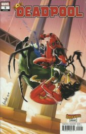 Deadpool #5 Spider-Woman Variant Cover