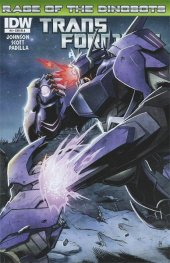 Transformers: Prime - Rage of the Dinobots #4 1:10 Incentive A