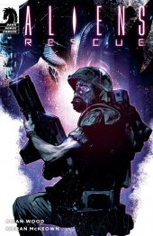 Aliens: Rescue #1 Cover B Chater