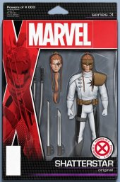 Powers of X #3 John Tyler Christopher Action Figure Variant