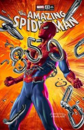 The Amazing Spider-Man #49 Greg Horn Variant A