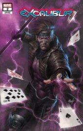 Excalibur #2 Lucio Parrillo Variant A