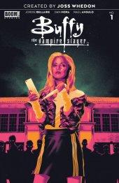 Buffy the Vampire Slayer #1 Original Cover