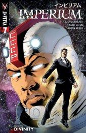 Imperium #7 Cover B Perez