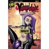 Vampblade #11 Cover D Mendoza Risque