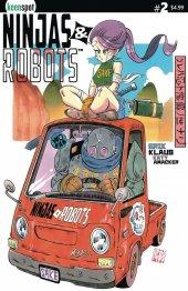 Ninjas & Robots #2 Cover C Gochi