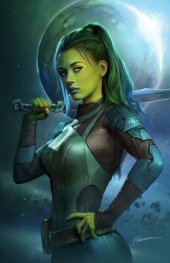 Guardians of the Galaxy #1 Shannon Maer Virgin Variant