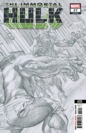 The Immortal Hulk #27 2nd Printing