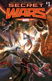 Secret Wars #1 Digital Edition