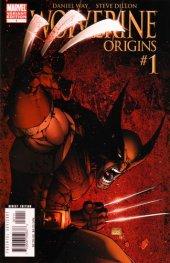 Wolverine: Origins #1 Michael Turner Variant