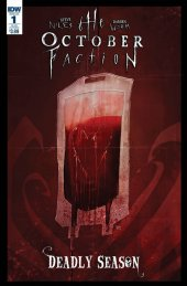 The October Faction: Deadly Season #1 Subscription Variant