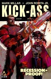 Kick-Ass #4 Original Cover