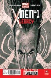 X-Men: Legacy #1 Andrews Variant