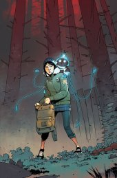 Alienated #1 Cover B