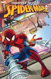 Marvel Action: Spider-Man #1 Bell County Comic Con Tim Lim Cover