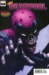 Deadpool #6 Pham Marvel Zombies Variant