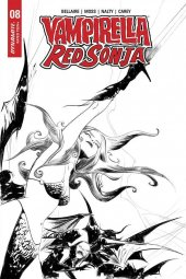 Vampirella / Red Sonja #8 1:21 Incentive