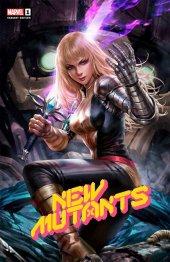 New Mutants #1 Derrick Chew Variant A