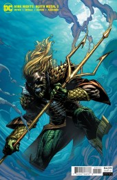 Dark Nights: Death Metal #2 David Finch Aquaman Variant