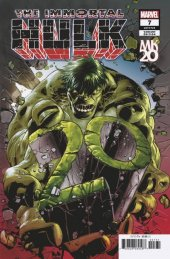 The Immortal Hulk #7 Marvel Knights 20th Anniversary - Mike Deodato Jr. Variant