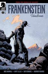 Frankenstein: Undone #2