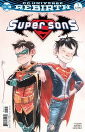 Super Sons #1 Variant Edition
