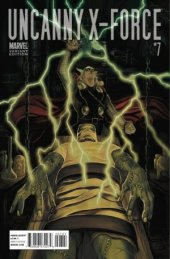 Uncanny X-Force #7 Thor Hollywood Variant