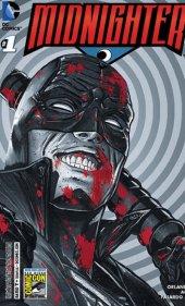 Midnighter #1 SDCC Variant