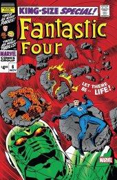 Fantastic Four Vol 1 #580 1961-2012