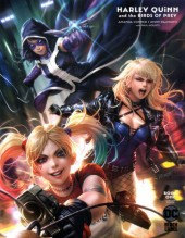Harley Quinn and the Birds of Prey #1 Derrick Chew Variant